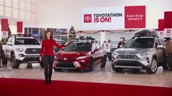 Toyota Toyotathon TV Spot, 'Window' [T2] - Thumbnail 7