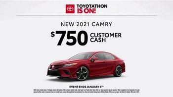 Toyota Toyotathon TV Spot, 'Window' [T2] - Thumbnail 6