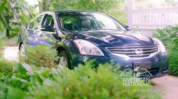 American National Insurance TV Spot, 'An American National Agent Can Help with Your Auto Insurance' - Thumbnail 1