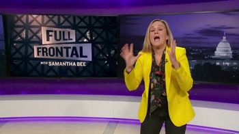 HBO Max TV Spot, 'TBS: Full Frontal With Samantha Bee' - Thumbnail 9