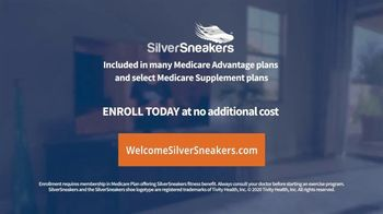 SilverSneakers TV Spot, 'Ready to Get Moving: Virtual Classes' - Thumbnail 8