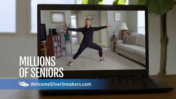 SilverSneakers TV Spot, 'Ready to Get Moving: Virtual Classes' - Thumbnail 3