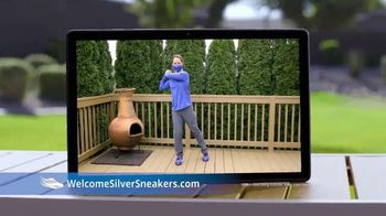 SilverSneakers TV Spot, 'Ready to Get Moving: Virtual Classes' - Thumbnail 5