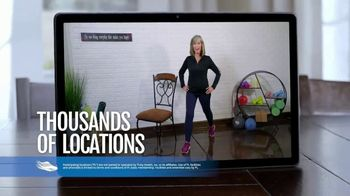 SilverSneakers TV Spot, 'Ready to Get Moving: Virtual Classes' - Thumbnail 6
