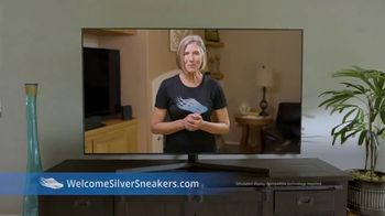 SilverSneakers TV Spot, 'Ready to Get Moving: Virtual Classes' - Thumbnail 7