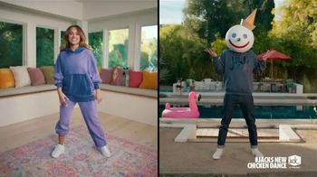 Jack in the Box Crafty Cluck Sandwich Combo TV Spot, 'New Chicken Dance' Featuring Becky G - 16 commercial airings