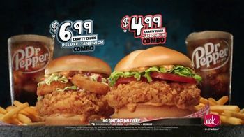 Jack in the Box Crafty Cluck Sandwich Combo TV Spot, 'New Chicken Dance' Featuring Becky G - Thumbnail 10