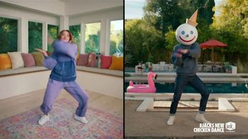 Jack in the Box Crafty Cluck Sandwich Combo TV Spot, 'New Chicken Dance' Featuring Becky G - Thumbnail 2