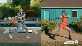 Jack in the Box Crafty Cluck Sandwich Combo TV Spot, 'New Chicken Dance' Featuring Becky G - Thumbnail 3