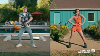 Jack in the Box Crafty Cluck Sandwich Combo TV Spot, 'New Chicken Dance' Featuring Becky G - Thumbnail 4