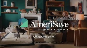 AmeriSave Mortgage TV Spot, 'Mike the Cat Lady Man: Refinancing' - Thumbnail 9