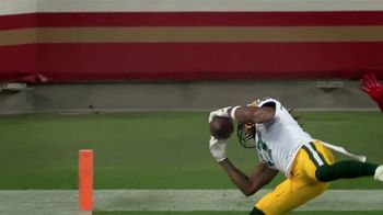 Postmates TV Spot, 'Plays of the Week: Burgers: Packers and Titans' - 3 commercial airings