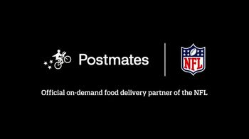 Postmates TV Spot, 'Plays of the Week: Burgers: Packers and Titans' - Thumbnail 8