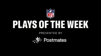 Postmates TV Spot, 'Plays of the Week: Burgers: Packers and Titans' - Thumbnail 1