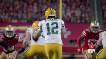 Postmates TV Spot, 'Plays of the Week: Burgers: Packers and Titans' - Thumbnail 2