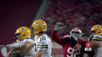 Postmates TV Spot, 'Plays of the Week: Burgers: Packers and Titans' - Thumbnail 3