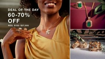 Macy's One Day Sale TV Spot, 'Effy, Diamonds and Gold Jewelry' - Thumbnail 4