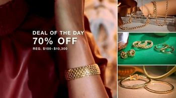 Macy's One Day Sale TV Spot, 'Effy, Diamonds and Gold Jewelry' - Thumbnail 7