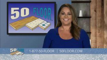 50 Floor December Special TV Spot, 'ABC 9 Orlando: Holiday Gift the Whole Family Will Enjoy' - Thumbnail 1