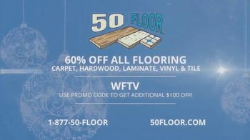 50 Floor December Special TV Spot, 'ABC 9 Orlando: Holiday Gift the Whole Family Will Enjoy' - Thumbnail 10