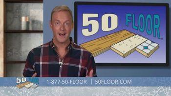50 Floor December Special TV Spot, 'ABC 9 Orlando: Holiday Gift the Whole Family Will Enjoy' - Thumbnail 2