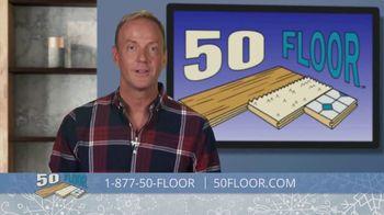 50 Floor December Special TV Spot, 'ABC 9 Orlando: Holiday Gift the Whole Family Will Enjoy' - Thumbnail 3