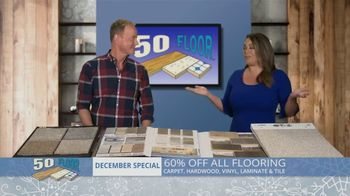 50 Floor December Special TV Spot, 'ABC 9 Orlando: Holiday Gift the Whole Family Will Enjoy' - Thumbnail 5
