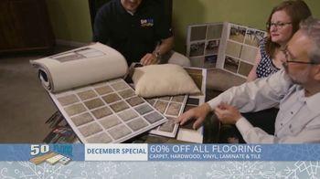 50 Floor December Special TV Spot, 'ABC 9 Orlando: Holiday Gift the Whole Family Will Enjoy' - Thumbnail 6