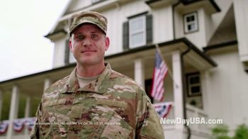 NewDay USA TV Spot, 'A Hero's Welcome' - Thumbnail 2