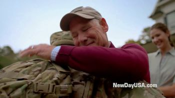 NewDay USA TV Spot, 'A Hero's Welcome' - Thumbnail 3