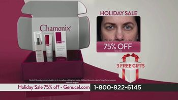 Chamonix Skin Care Holiday Sale TV Spot, 'Celebrating 20 Years' - Thumbnail 6