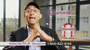 Chamonix Skin Care Holiday Sale TV Spot, 'Celebrating 20 Years' - Thumbnail 3
