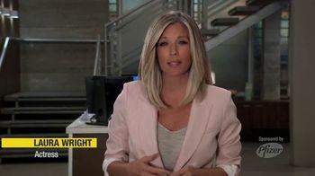 Pfizer, Inc. TV Spot, 'Postponed Screenings' Featuring Laura Wright