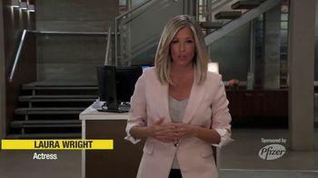 Pfizer, Inc. TV Spot, 'Postponed Screenings' Featuring Laura Wright - Thumbnail 1