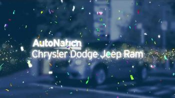 AutoNation Chrysler Dodge Jeep Ram TV Spot, 'New Year: Save Now' - Thumbnail 1