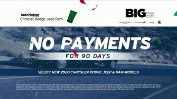 AutoNation Chrysler Dodge Jeep Ram TV Spot, 'New Year: Save Now' - Thumbnail 4