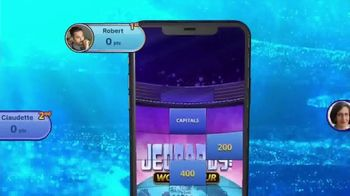 Jeopardy! World Tour TV Spot, 'Play Any Time' - Thumbnail 2