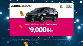AutoNation Chevrolet TV Spot, 'New Year Savings: 2020 Equinox' - Thumbnail 5