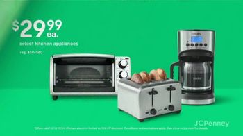 JCPenney Super Saturday Sale TV Spot, 'Jewelry, Kitchen Electrics and 30% Off' - Thumbnail 5