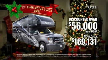 La Mesa RV TV Spot, 'Gift of Fun and Memories: 2021 Thor Motor Coach Omni' - Thumbnail 5