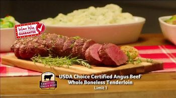 Winn-Dixie TV Spot, 'Night Before Dinner: Beef Tenderloin' - Thumbnail 6