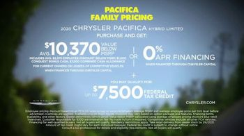Chrysler Pacifica Family Pricing TV Spot, 'No Matter How You Parent' Featuring Kathryn Hahn [T2]