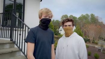 CDC Foundation TV Spot, 'Young People Mask Up'