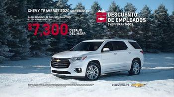 Chevrolet Descuento de Empleados para Todos TV Spot, 'Fiestas' [Spanish] [T2] - Thumbnail 7