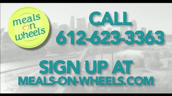 Meals on Wheels America TV Spot, 'Determined to Continue' - Thumbnail 8