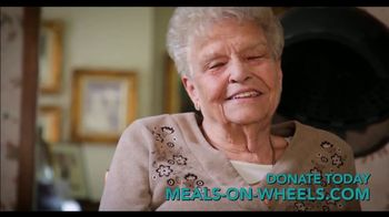 Meals on Wheels America TV Spot, 'Determined to Continue' - Thumbnail 4