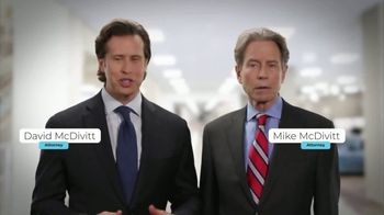 McDivitt Law Firm, P.C. TV Spot, 'Peace of Mind' - Thumbnail 2