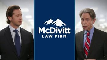 McDivitt Law Firm, P.C. TV Spot, 'Peace of Mind' - Thumbnail 4