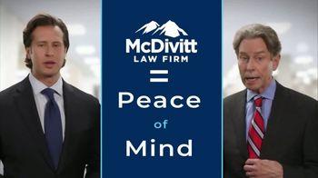 McDivitt Law Firm, P.C. TV Spot, 'Peace of Mind' - Thumbnail 5