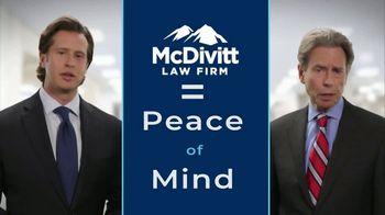 McDivitt Law Firm, P.C. TV Spot, 'Peace of Mind' - Thumbnail 6